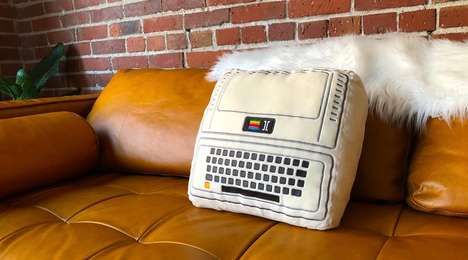 Nostalgic Cuddly Computers
