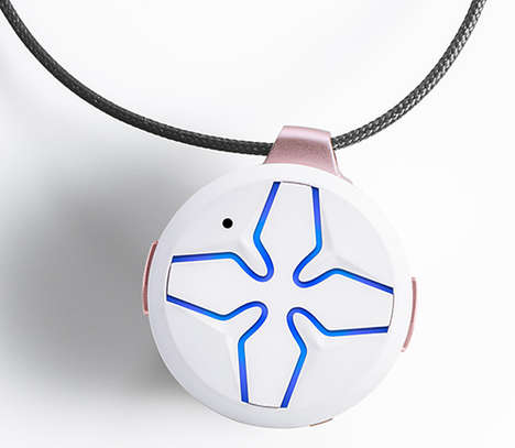 Wearable Security Pendants
