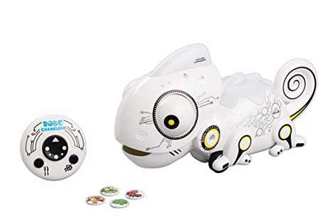 Lizard-Inspired Robot Toys