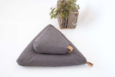 Portable Meditation Cushions