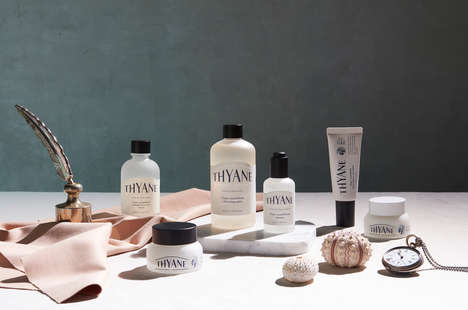 Mysterious Forest-Inspired Skincare Brands