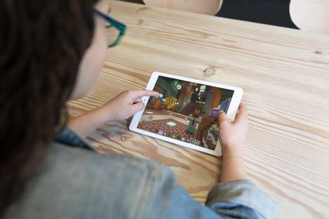 Educational Video Game Expansions - Minecraft: Education Edition is Coming to the iPads of Students