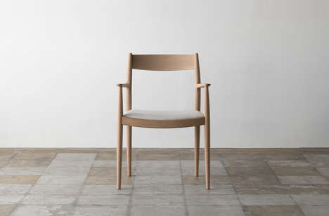 Paper-Thin Wooden Furniture
