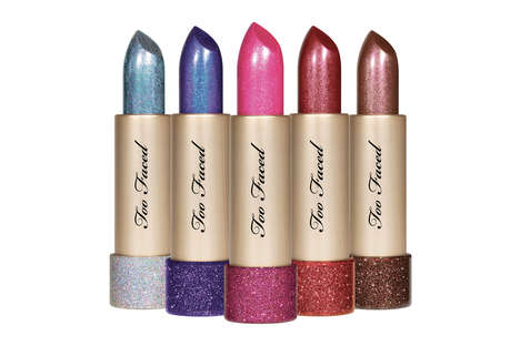 Metallic Sparkle Lipsticks