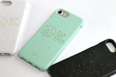 Eco-Plastic Phone Cases