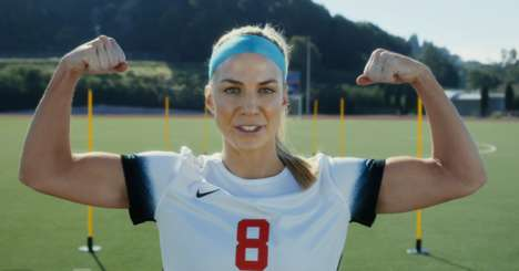 Empowering Sporty Commercials