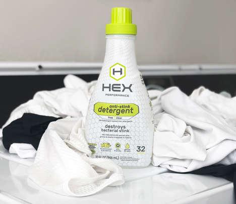 Odor-Fighting Detergents