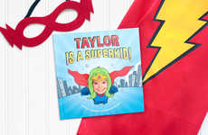 Personalized Superhero Storybooks