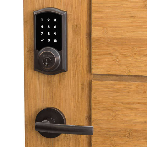 Voice Assistant Smart Locks