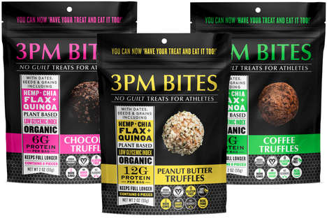 High-Protein Superfood Bites