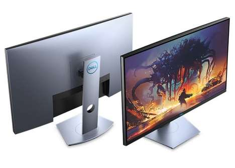 Advanced Overclocking Gaming Monitors