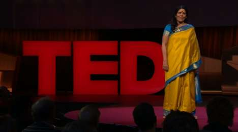 Inspiring Indian Women - Chetna Gala Sinha's Talk on Entrepreneurial Initiative is Motivational
