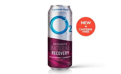 Caffeine-Free Recovery Refreshments