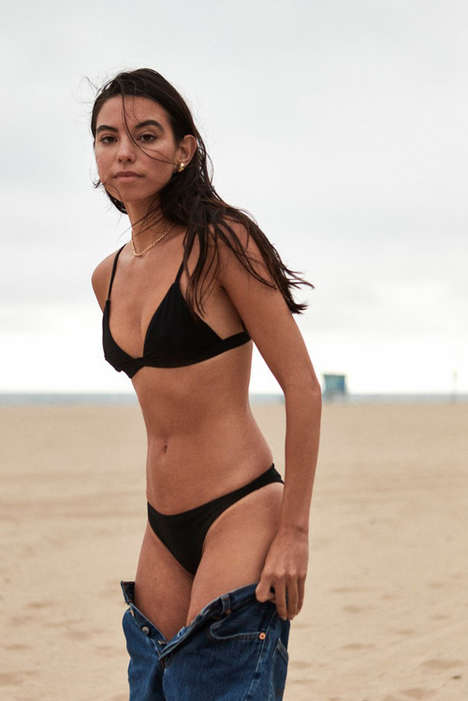 Minimalist Sustainable Swimwear Lines
