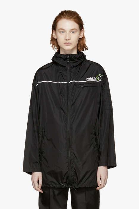 Retro Designer Fall Jackets