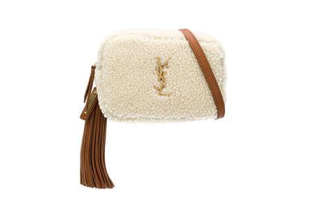 Cozy Sheepskin Belt Bags