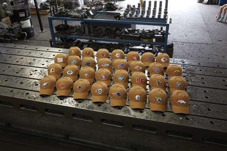 Sturdy Football League Headwear