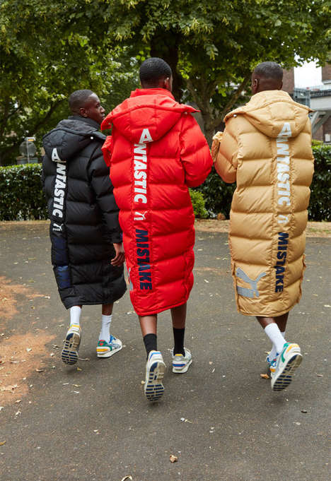 Modern Puffy Parka Collaborations