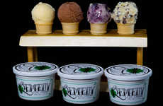 Cannabis Ice Cream Companies - Remedy Ice Cream Co. Creates Ultra-Premium THC Frozen Deserts