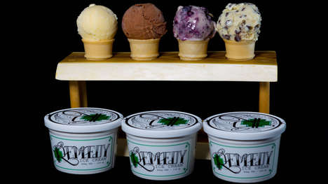 Cannabis Ice Cream Companies
