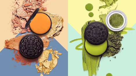 Daring Unconventional Cookie Flavors - Oreo Cookie Flavors Extend to Spice with Wasabi and Hot Wings