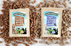 Snackable Cookie Dough Chunks - Ben & Jerry's Cookie Dough Will Satisfy Craving on Multiple Accounts