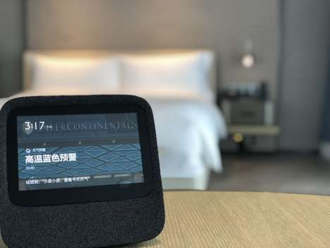 AI-Powered Hotel Rooms