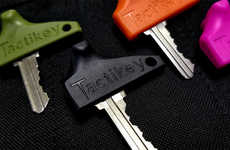 Key-Integrated Safety Devices