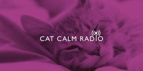 Calming Cat Radio Stations - Whiskas' 'Cat Calm Radio' is a Species-Specific Online Station