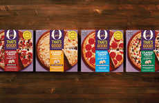 Celeb-Approved Frozen Pizzas - O, That's Good! Premium Frozen Pizzas were Created by Oprah and Kraft