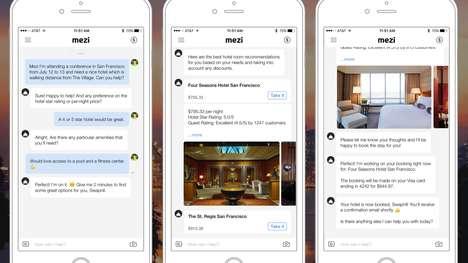Chatbot-Powered Travel AIs