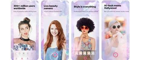 AR Fragrance Campaigns