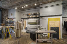 Eco-Friendly Garment Shops