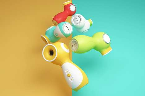 Toy-Inspired Child Thermometers