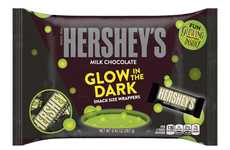 Luminous Halloween Candy Bars