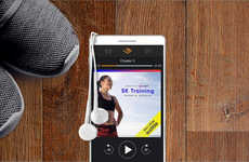 Audio Fitness Programs - Audible is Introducing Fitness and Meditation Programs Aimed at Beginners