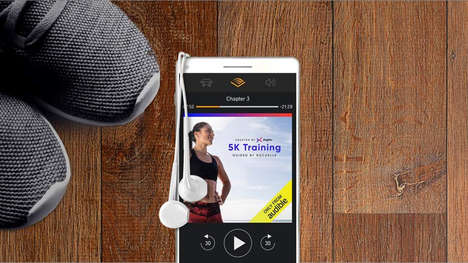 Audio Fitness Programs