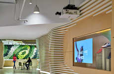 Welcoming Multifunctional Office Interiors