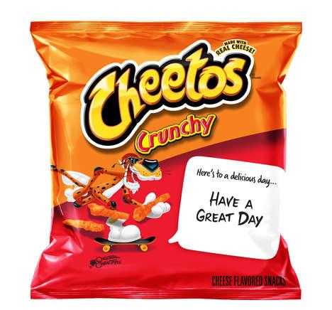 Heartfelt Snack Bags