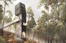 Multifunctional Observation Tower Concepts