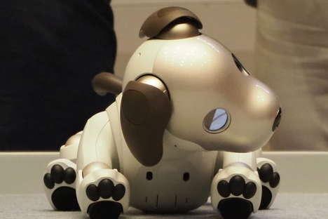 AI-Powered Robotic Pets