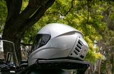 Air-Conditioned Motorbike Helmets
