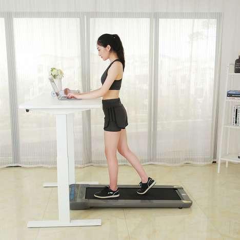 Active Standing Desk Treadmills