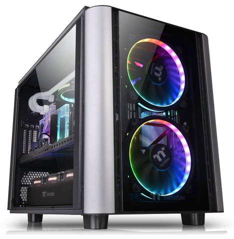Modular Gamer PC Cases