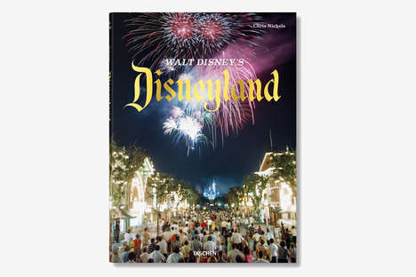 Celebratory Theme Park Publications