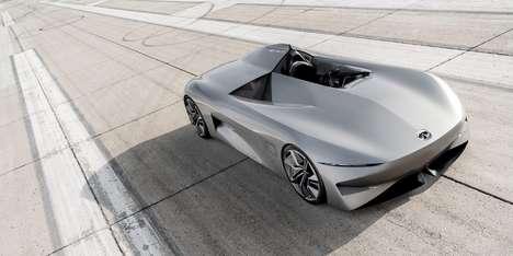 Retro Sci-Fi Concept Cars