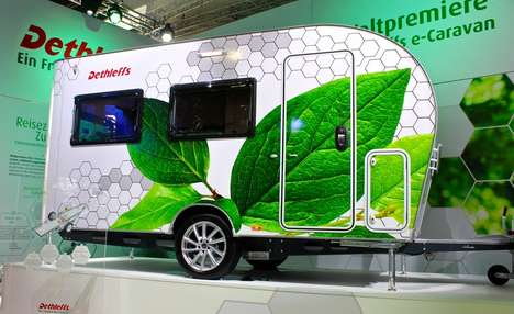 Dynamic Electric Motorhomes