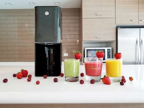 Top 25 Kitchen Ideas in September - From Streamlined Smoothie Makers to Automated Tea Brewers