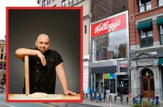 Collaborative Cereal Meals - Duff Goldman and Kellogg's are Offering an Exclusive Dining Experience