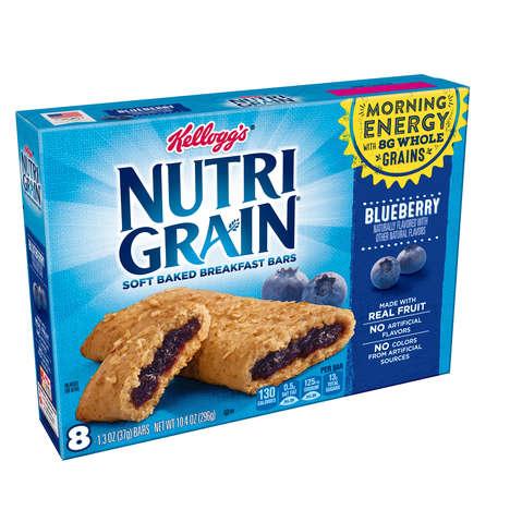 Whole Grain Breakfast Bars